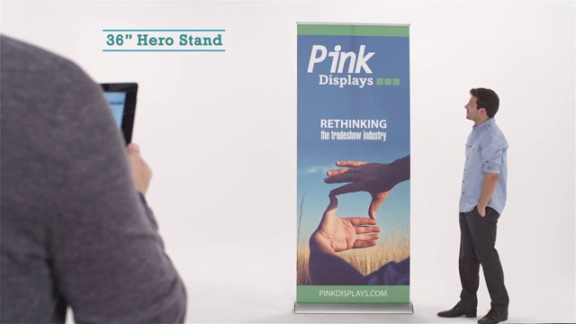 Pink Displays – Product Video Series